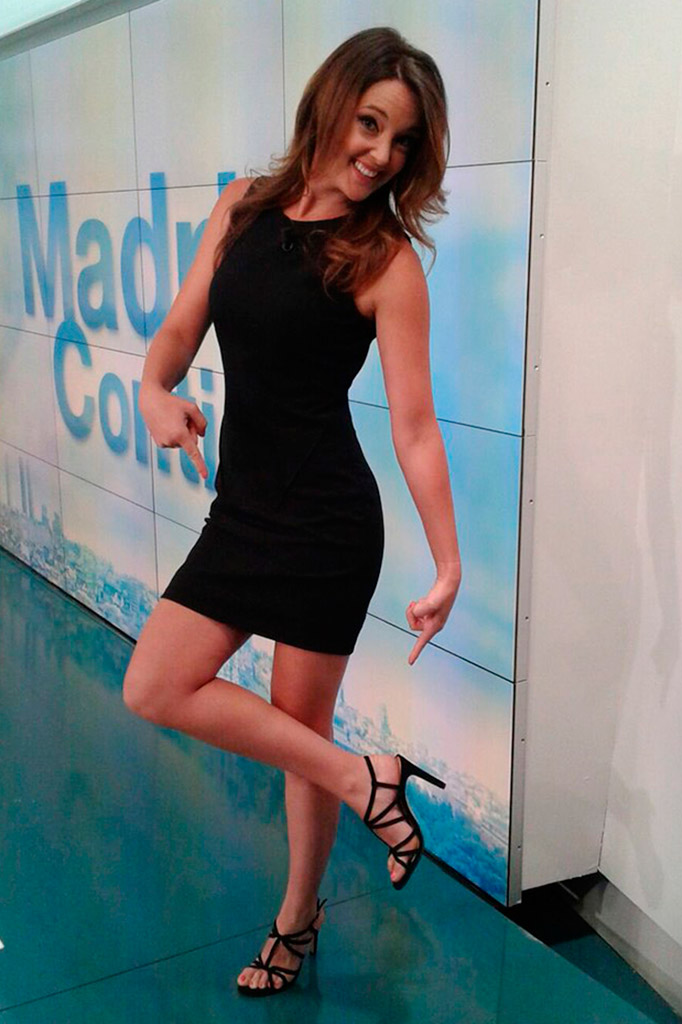 Sonia Fernandez - Presentadora