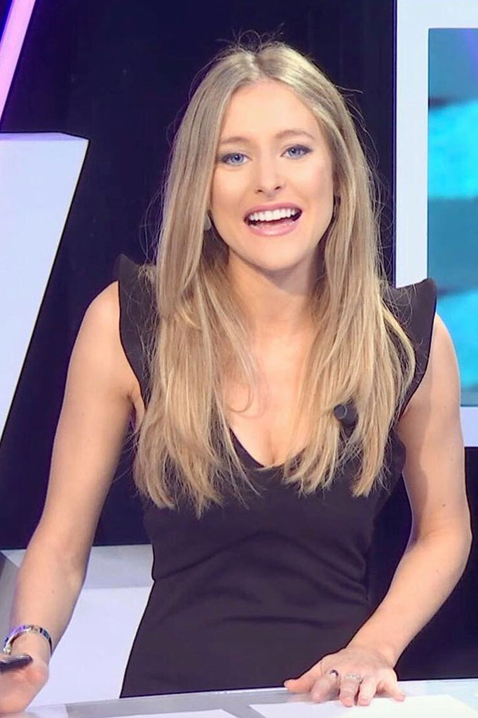 Ingrid Sunyer - Presentadora